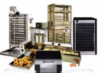 Оборудование для фаст-фуда, кафе, ресторанов, общепита