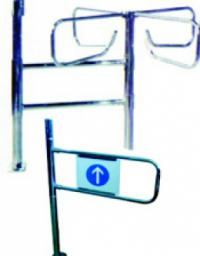 Рамки поворотные и турникеты