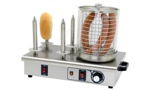 Аппарат для приготовления хот-догов Viatto VHD-04
