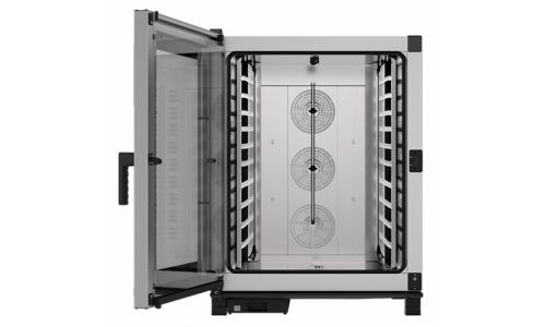 Пароконвекционная компактная печь Unox XEVC-1021-GPR (Plus Gas)