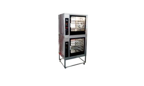 Подставка под гриль конвекционный с витриной (н/сталь)  (арт. 22204)