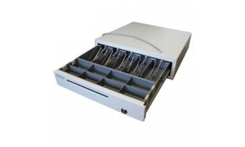 Денежный ящик 1.0/К0 (супер 8 черный/серый)