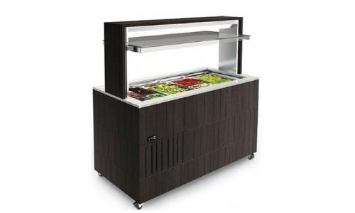 Enofrigo Doge Isola 1400 RF (без полок) - Салат-бар холодильный