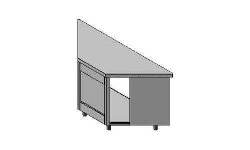 Секция поворотная внутренняя  СП90-1В
