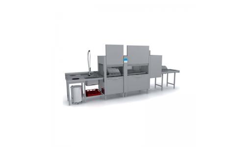 Посудомоечная машина конвейерного типа Elettrobar Niagara 411.1 T101(EBDWY/EBSWY)