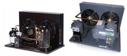 Компрессорно-конденсаторные агрегаты Copeland (Германия)