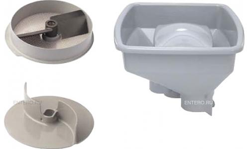 Насадка-протирка для картофельного пюре Robot Coupe 28185 1,5 мм с воронкой