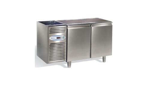 Морозильный стол STUDIO 54 DAIQUIRI GN VT 1260х700 Арт. 66104320
