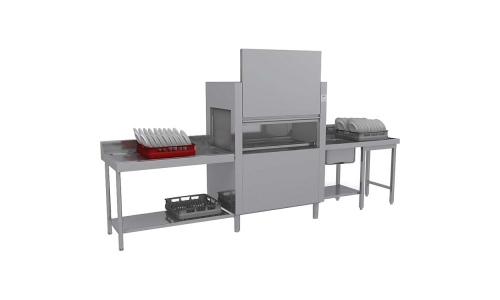 Посудомоечная машина конвейерного типа Elettrobar Niagara 411.1 T101(EBD/EBS)