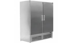 Холодильный шкаф Cryspi DUET-1,6 нерж.