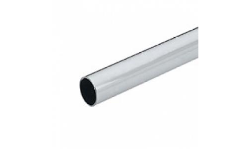 Труба круглая  / GD 1224, хром, d=40мм