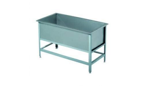 Ванна моечная ВСМ 1/430/1010 (1/530/1210, 1/600/1350, 1/700/1550), емкость-нержавеющая сталь
