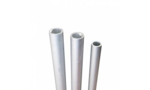 Трубка алюминиевая (кратно 1000мм,) Ø 9-12 мм
