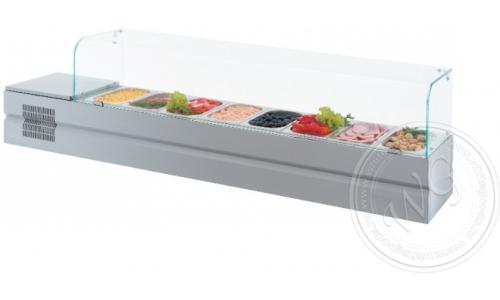 Холодильная витрина для ингредиентовATESY БОЛОНЬЕЗЕ-8