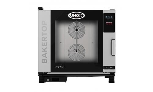 Пароконвекционная печь Unox XEBC-06EU-E1R (one)