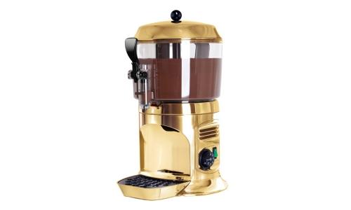 Аппарат для горячего шоколада Ugolini delice 3LT gold