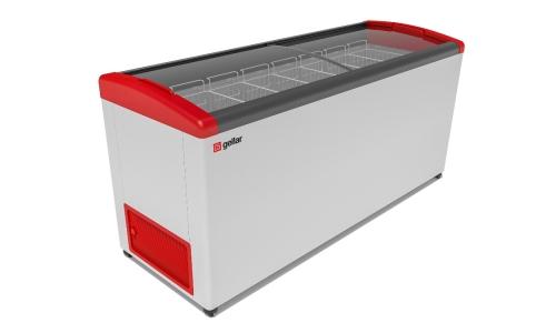 Морозильный ларь GELLAR FG 700 E