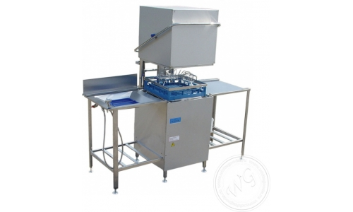 Купольная посудомоечная машинаГРОДТОРГМАШ МПУ-700-01