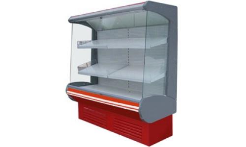 """Холодильная горка  """"Premier""""  Фортуна-1,3 Фрукт. с выпаривателем"""