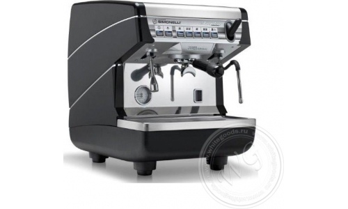 РОЖКОВАЯ КОФЕМАШИНА NUOVA SIMONELLI APPIA II 1 GR V HIGH GROUPS