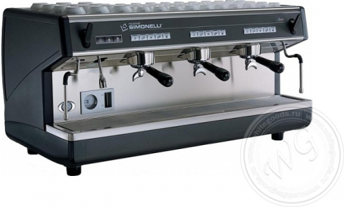 РОЖКОВАЯ КОФЕМАШИНА NUOVA SIMONELLI APPIA II 3 GR S LOW GROUPS