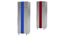Холодильный шкаф SOLO 2-0,7 (0...+7)