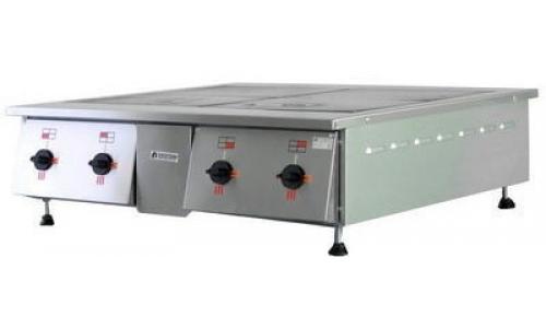 Плита электрическаяТУЛАТОРГТЕХНИКА ПЭ-0,48Н (НАСТОЛЬНАЯ)