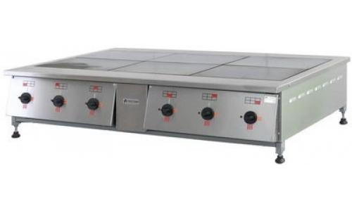 Плита электрическаяТУЛАТОРГТЕХНИКА ПЭ-0,72Н (НАСТОЛЬНАЯ)