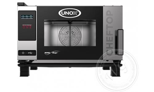 Печь конвекционная Unox XEVC-0311-E1R (ONE)