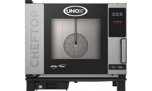 Пароконвекционная печь Unox XEVC-0511-E1R (one)