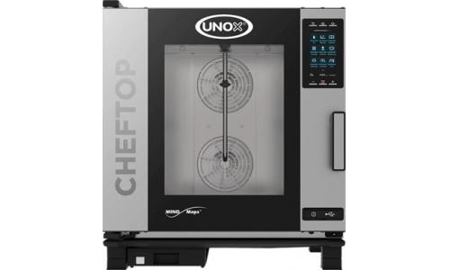 Пароконвекционная печь Unox XEVC-1011-EPR (PLUS)